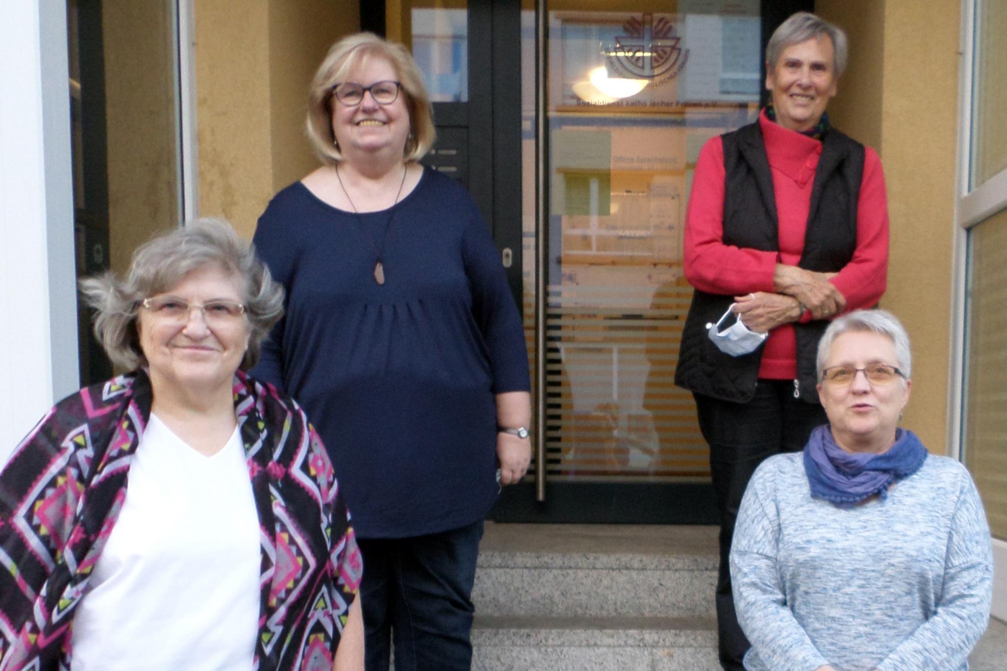 SkF-Vorstandsfrauen